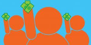 Crowdfunding hero