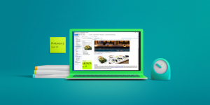 Evernote laptop