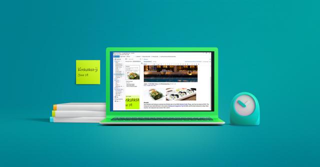 Evernote laptop
